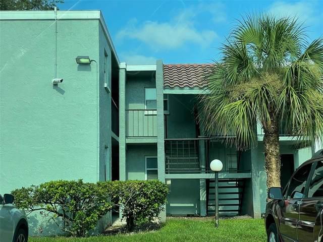 2840 Somerset Park Drive #202, Tampa, FL 33613 (MLS #T3320234) :: Bob Paulson with Vylla Home