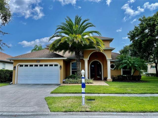 4238 Sandy Shores Drive, Lutz, FL 33558 (MLS #T3320257) :: The Robertson Real Estate Group