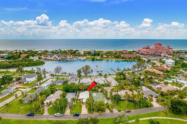 3208 W Debazan Avenue, St Pete Beach, FL 33706 (MLS #T3320258) :: Zarghami Group