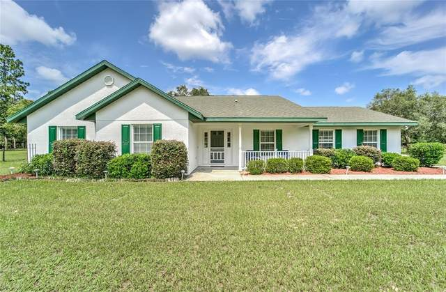 9022 S Evans Avenue, Inverness, FL 34452 (MLS #T3320273) :: Baird Realty Group