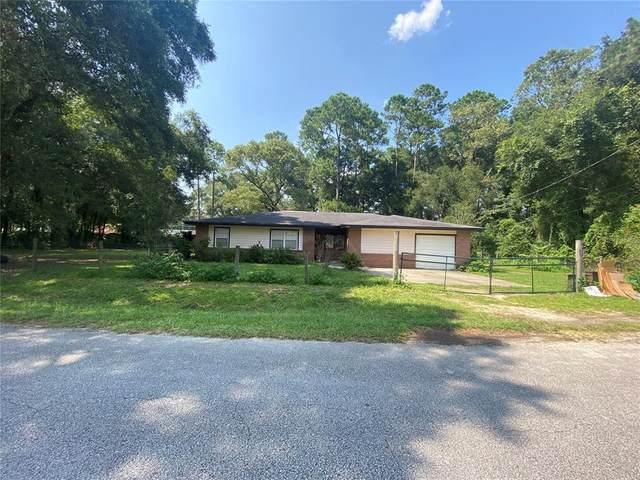 6307 NW 61ST Lane, Ocala, FL 34482 (MLS #T3320315) :: The Nathan Bangs Group
