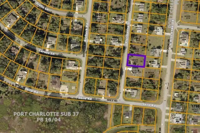 Floribanna Street, North Port, FL 34287 (MLS #T3320320) :: Globalwide Realty