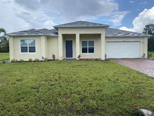 25091 Palisade Road, Punta Gorda, FL 33983 (MLS #T3320385) :: Bob Paulson with Vylla Home