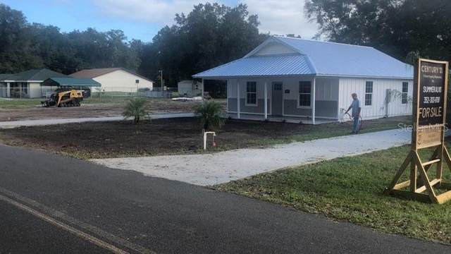 553 10TH Avenue NW, Webster, FL 33597 (MLS #T3320398) :: Zarghami Group