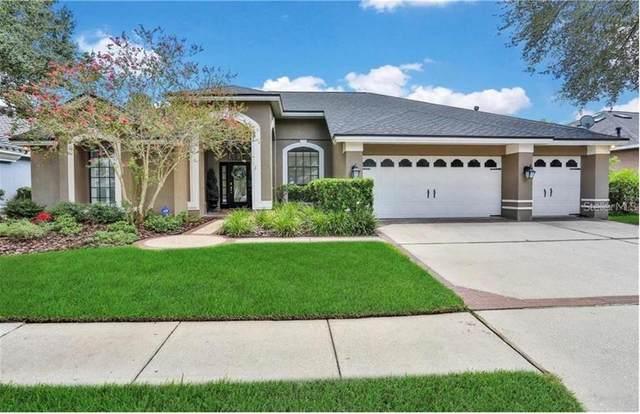 9601 Woodbay Drive, Tampa, FL 33626 (MLS #T3320416) :: Delgado Home Team at Keller Williams