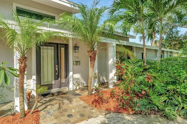 556 Park Street S, St Petersburg, FL 33707 (MLS #T3320454) :: The Hustle and Heart Group