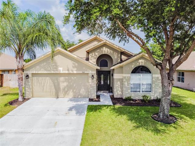 3709 Beaumont Loop, Spring Hill, FL 34609 (MLS #T3320465) :: Globalwide Realty