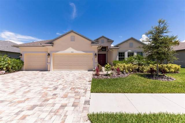 909 Bee Branch Court, Palm Harbor, FL 34683 (MLS #T3320496) :: Vacasa Real Estate