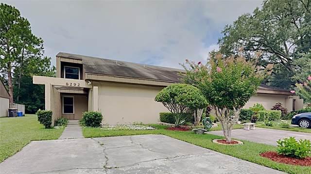 8292 Pineverde Lane, Jacksonville, FL 32244 (MLS #T3320611) :: Memory Hopkins Real Estate