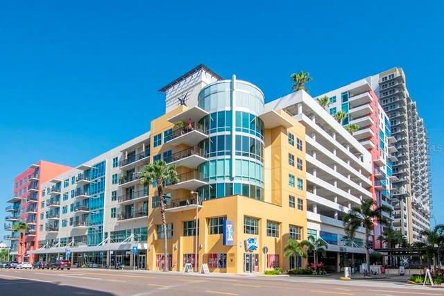1120 E Kennedy Boulevard #1115, Tampa, FL 33602 (MLS #T3320620) :: Pristine Properties