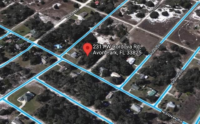 2335 W Cordova Road, Avon Park, FL 33825 (MLS #T3320694) :: Everlane Realty
