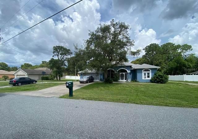 1647 Alameda Drive, Spring Hill, FL 34609 (MLS #T3320723) :: CARE - Calhoun & Associates Real Estate