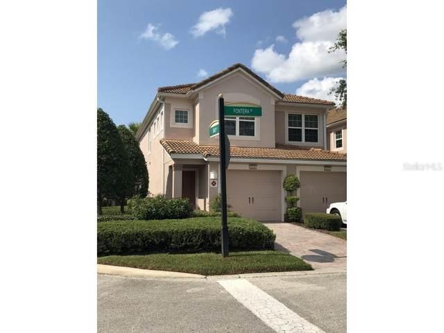 8335 Fontera Drive #8335, Davenport, FL 33896 (MLS #T3320783) :: Zarghami Group