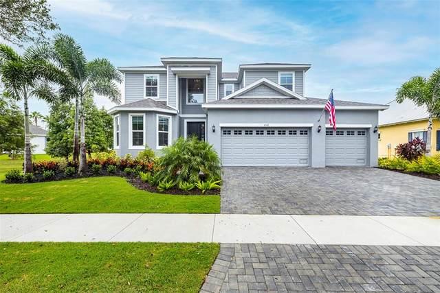 810 Islebay Drive, Apollo Beach, FL 33572 (MLS #T3320828) :: Visionary Properties Inc