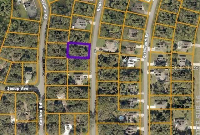 Rada Lane, North Port, FL 34288 (MLS #T3321002) :: The Paxton Group