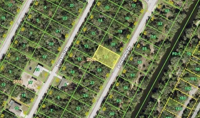 1003 Bowman Terrace, Port Charlotte, FL 33953 (MLS #T3321005) :: The Robertson Real Estate Group