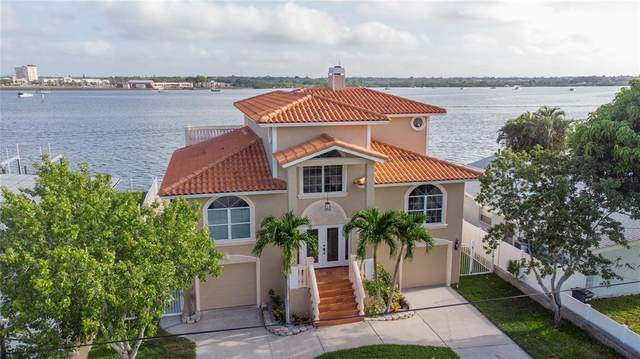 812 Bay Point Drive, Madeira Beach, FL 33708 (MLS #T3321030) :: The Hustle and Heart Group