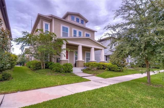 5931 Caldera Ridge Drive, Lithia, FL 33547 (MLS #T3321037) :: Dalton Wade Real Estate Group