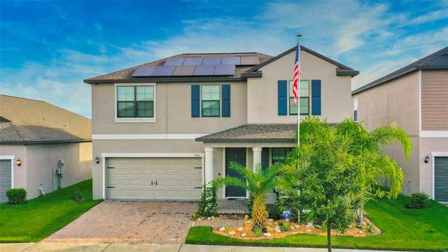 9926 Ivory Drive, Ruskin, FL 33573 (MLS #T3321050) :: The Robertson Real Estate Group