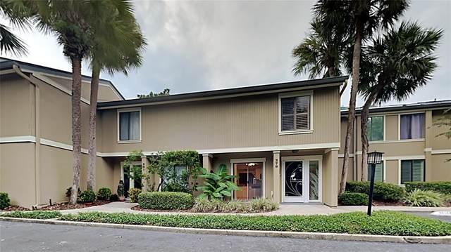 379 W Lake Faith Drive #103, Maitland, FL 32751 (MLS #T3321061) :: Lockhart & Walseth Team, Realtors