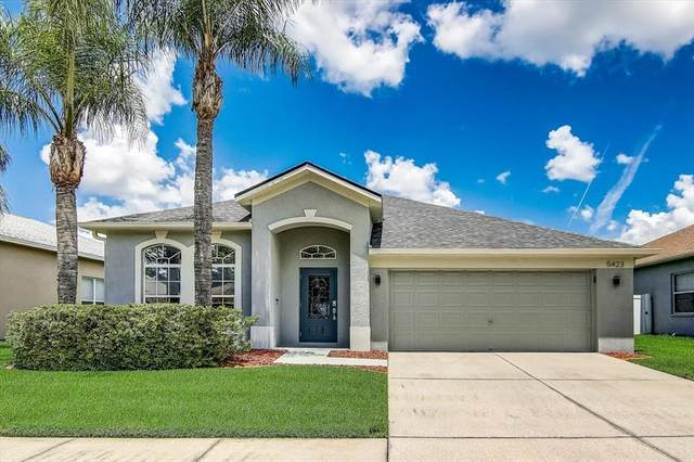 5423 Braddock Drive, Zephyrhills, FL 33541 (MLS #T3321089) :: Everlane Realty