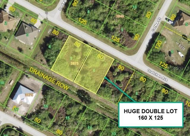 12173 Gretchen Avenue, Port Charlotte, FL 33981 (MLS #T3321098) :: Gate Arty & the Group - Keller Williams Realty Smart