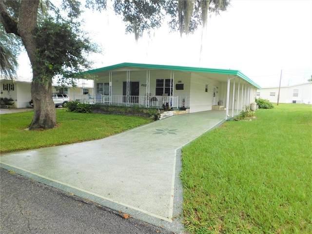 37218 Lakewood Drive, Zephyrhills, FL 33542 (MLS #T3321229) :: Everlane Realty