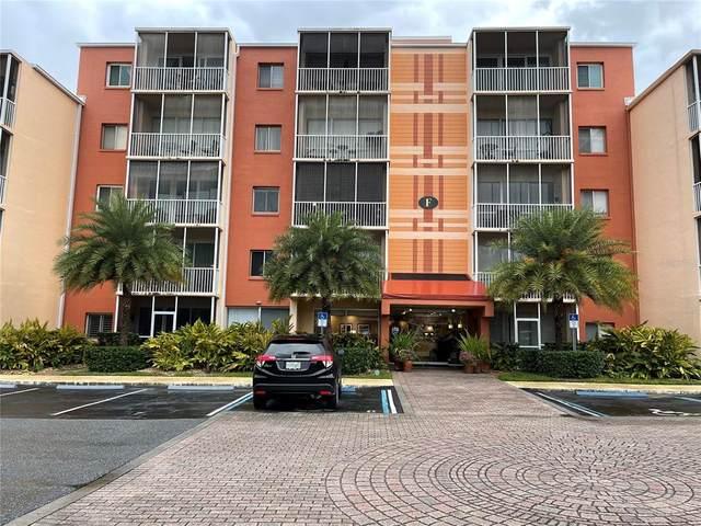1100 Delaney Avenue F106, Orlando, FL 32806 (MLS #T3321260) :: Realty Executives
