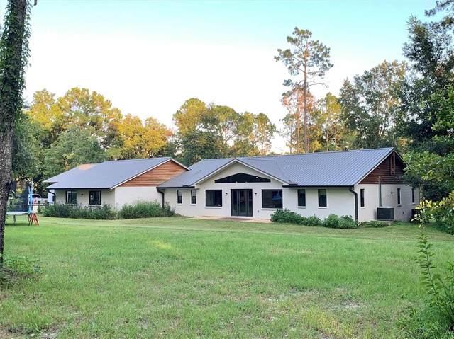 3610 Goldsmith Road, Brooksville, FL 34602 (MLS #T3321339) :: Everlane Realty
