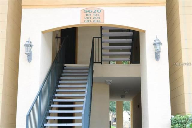 5620 Pinnacle Heights Circle #103, Tampa, FL 33624 (MLS #T3321348) :: RE/MAX Elite Realty