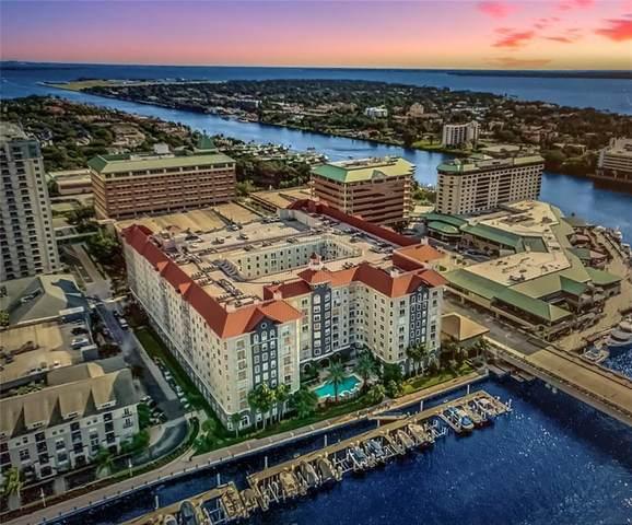 700 S Harbour Island Boulevard #344, Tampa, FL 33602 (MLS #T3321402) :: Century 21 Professional Group