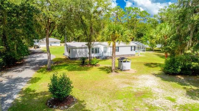 14250 SE 85TH Terrace, Inglis, FL 34449 (MLS #T3321426) :: Century 21 Professional Group