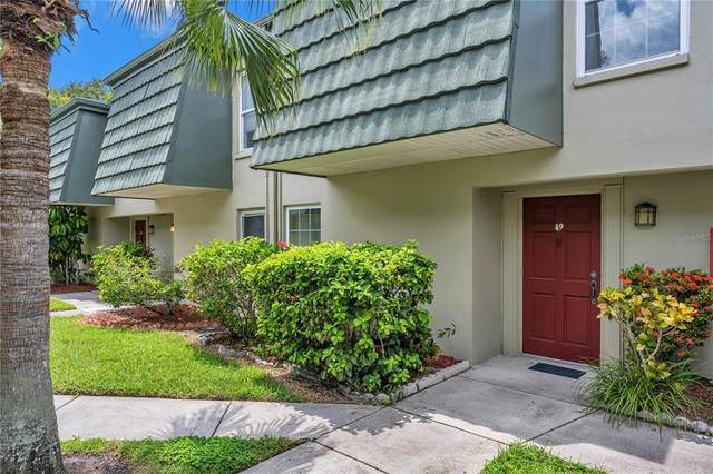 1799 N Highland Avenue #49, Clearwater, FL 33755 (MLS #T3321457) :: Carmena and Associates Realty Group