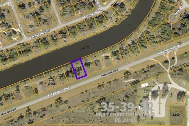 S Raintree Boulevard, North Port, FL 34288 (MLS #T3321521) :: EXIT King Realty