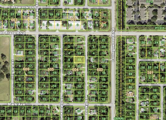 2031 Lucky Street, Port Charlotte, FL 33948 (MLS #T3321525) :: Globalwide Realty
