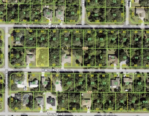 17432 Harris Avenue, Port Charlotte, FL 33948 (MLS #T3321537) :: The Paxton Group