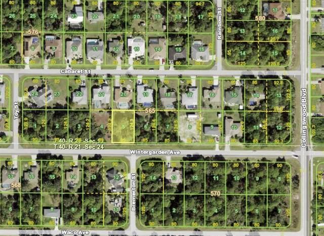 17458 Wintergarden Avenue, Port Charlotte, FL 33948 (MLS #T3321538) :: Cartwright Realty