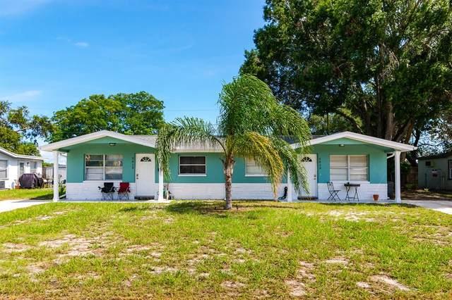 5413 Pasadena Drive, New Port Richey, FL 34652 (MLS #T3321563) :: The Paxton Group