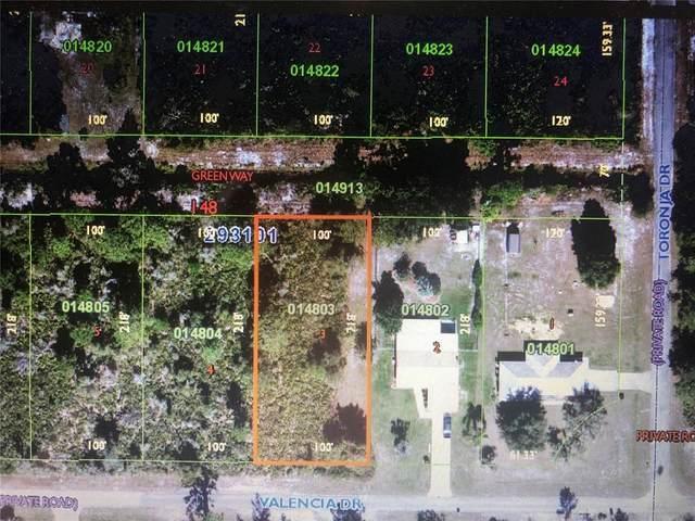 Bl148 Lt3 Valencia Drive, Indian Lake Estates, FL 33855 (MLS #T3321565) :: Griffin Group