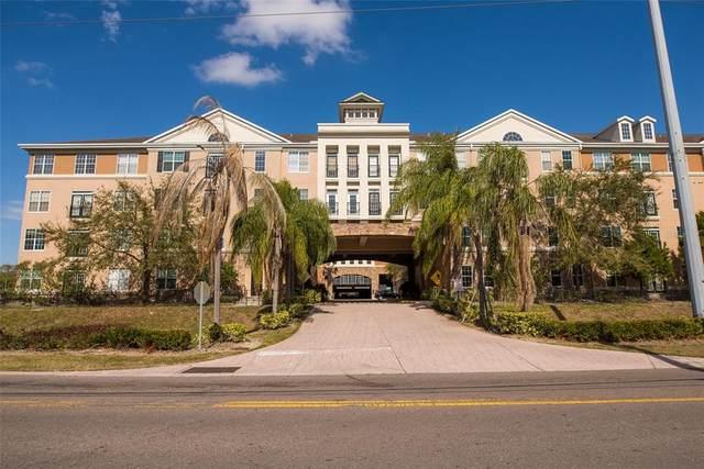 4221 W Spruce Street #1405, Tampa, FL 33607 (MLS #T3321642) :: The Kardosh Team