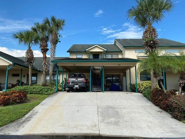620 Yardarm Drive #10, Apollo Beach, FL 33572 (MLS #T3321676) :: Realty Executives