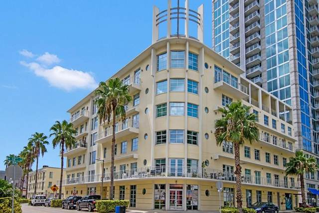 1212 E Whiting Street #303, Tampa, FL 33602 (MLS #T3321700) :: Sarasota Home Specialists