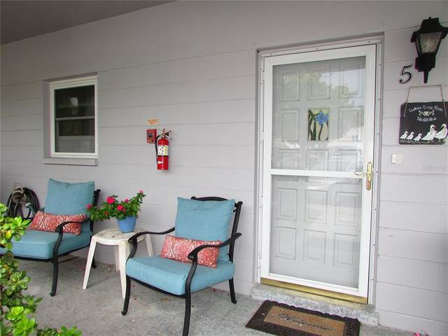 2295 Americus Boulevard E #5, Clearwater, FL 33763 (MLS #T3321780) :: Delgado Home Team at Keller Williams