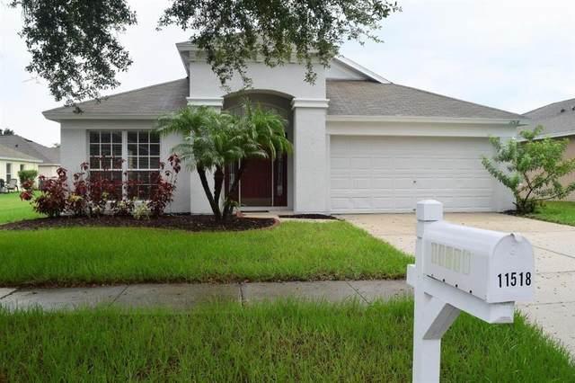 11518 Misty Isle Lane, Riverview, FL 33579 (MLS #T3321782) :: Expert Advisors Group