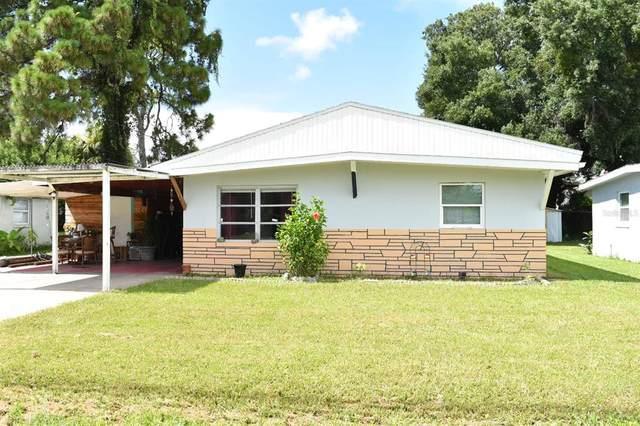 6635 Sandra Drive, Port Richey, FL 34668 (MLS #T3322023) :: Keller Williams Realty Peace River Partners