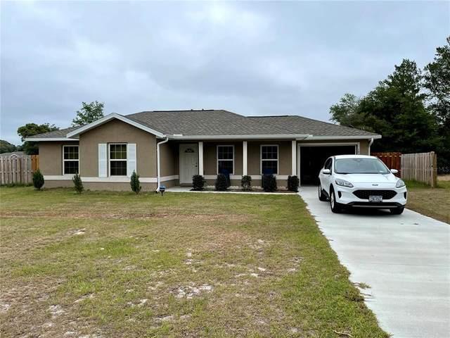 14945 SW 39TH Circle, Ocala, FL 34473 (MLS #T3322050) :: Visionary Properties Inc