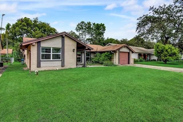 8601 Hunting Saddle Drive, Hudson, FL 34667 (MLS #T3322122) :: Delgado Home Team at Keller Williams