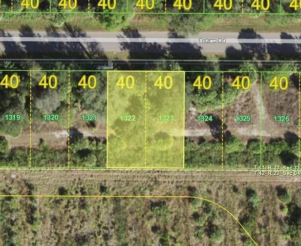 26169 Scham Road, Punta Gorda, FL 33955 (MLS #T3324122) :: Premium Properties Real Estate Services