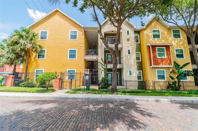 1810 E Palm Avenue #5207, Tampa, FL 33605 (MLS #T3324129) :: Zarghami Group