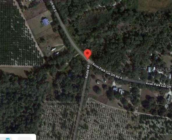 Avon Park Cutoff Road, Frostproof, FL 33843 (MLS #T3324198) :: RE/MAX Elite Realty